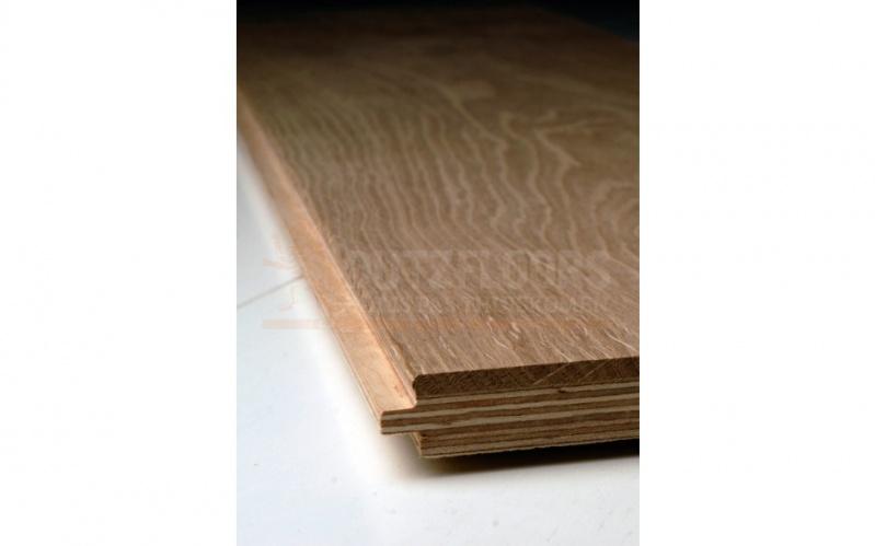 Gerookte houten vloer dutzfloors